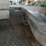 ניסור בטון בחנייה