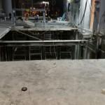 ניסור רצפת בטון בקומת קרקע באופן מקצועי ומדוייק.
